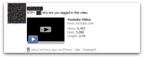 Facebook Viral Video Scam